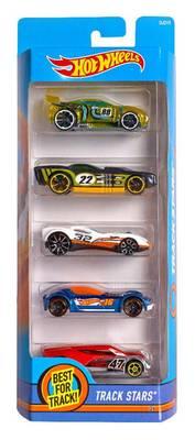 Hotwheets 5 Car Gift Pack Tv