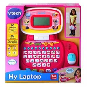 Vtech My Laptop Pink (Vt80-155453)