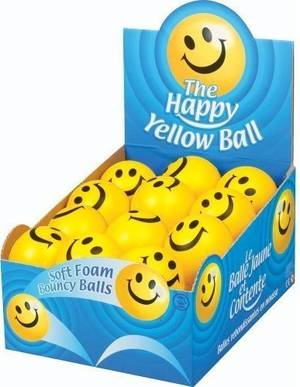 The Happy Yellow Ball