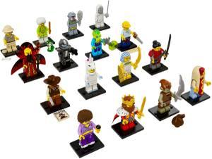 Lego« Minifigures Series 13