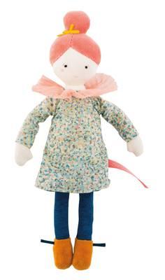 Moulin Roty Mademoiselle Agathe Doll