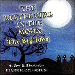 Little Girl In The Moon