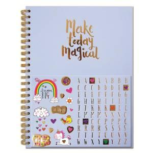 Rachel Ellen - A4 Notebook - Make Today Magical