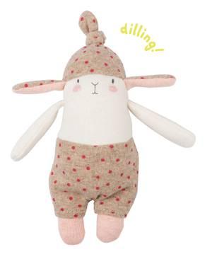 Moulin Roty Rattle - Lulu the Rabbit