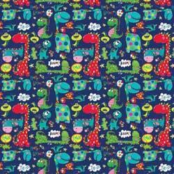 Rachel Ellen Gift Wrap - Dinosaurs