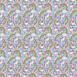 Rachel Ellen Gift Wrap - Unicorns & Rainbows
