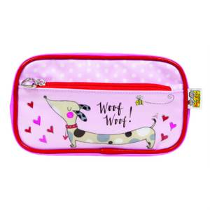 Rachel Ellen Pencil Case - Sausage Dogs
