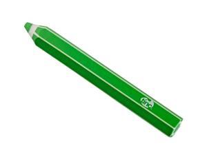 Tinc Neon Eraser Pencil - Green