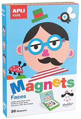 Apli Magnets - Faces