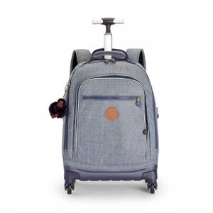 Kipling Echo Wheeled School Bag - Craft Navy C