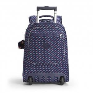 Kipling Clas Soobin Large Laptop Backpack - Blue Dash C