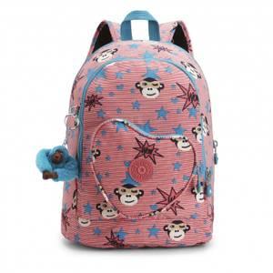 Kipling Heart Backpack - Toddlergirlhero
