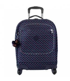 Kipling Licia School Bag -  Blue Dash C