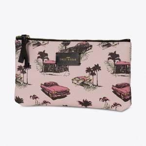 Oli Olsen Pink Cadillac Flat Pencil Case