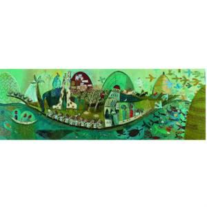 Djeco Poetic Boat Puzzle  - 350 Pcs