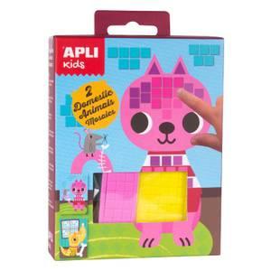 APLI Mini Kit - Pets Mosaic