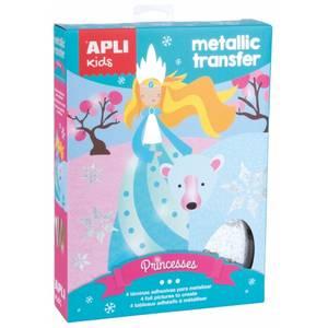 APLI Metallic Transfer Kit - Princesses