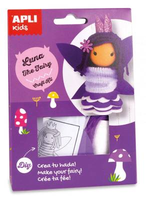 APLI Craft Kit - Luna The Fairy
