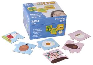 APLI Puzzle - The Origin Of Food