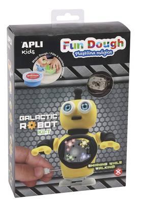 APLI Fun Dough Galactic Robot Kit - Kil-T