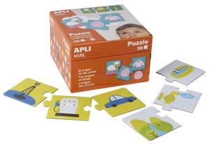 APLI Puzzle - The Origin Of Things