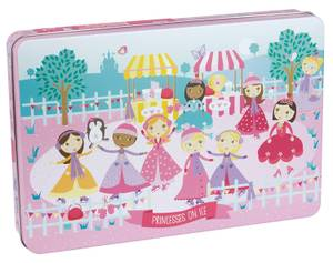 APLI Puzzle - Princesses on Ice