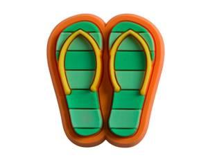 Tinc Buds Character - Flip Flops
