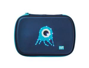 Tinc Tonkin GlowGo Pencil Case - Navy