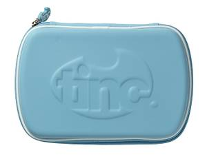 Tinc Hardtop Pencil Case - Blue