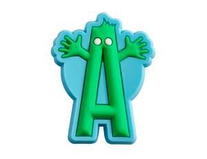 Tinc Buds - Letter A
