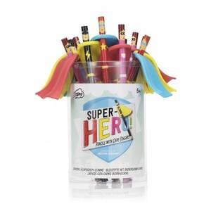 NPW Superhero Pencils