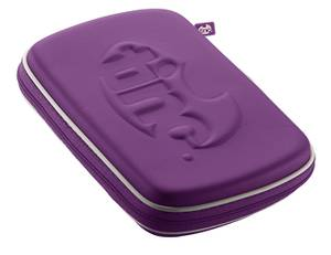 Tinc Hardtop Pencil Case - Purple