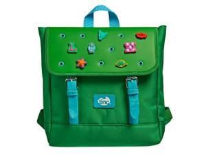 Tinc Buds Satchel Backpack - Green