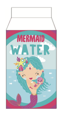 Blueprint Happy News Mermaid Water Pencil Case