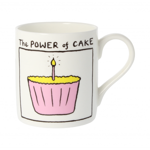 Mclaggan - Power of Cake Mug