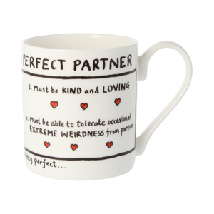 Mclaggan - Perfect Partner Mug