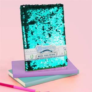 NPW Mermaid Scaley Notebook