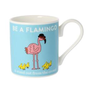 Mclaggan - Be A Flamingo Mug