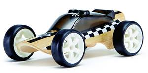 Hape Mighty Minis - Police Car