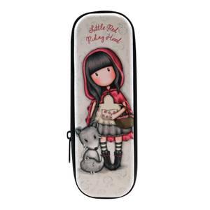 Santoro Gorjuss Zipped Tin - Little Red Riding Hood