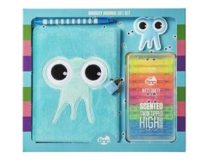 Tinc Snuggly Journal Gift Set - Blue