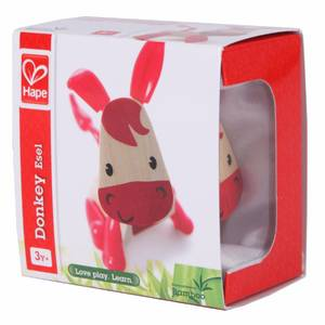 Hape Mini-Mals - Donkey