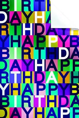 StewoIlmi Birthday Flat Wrap