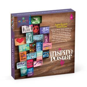 Ann Williams Craft-Tastic Inspire Poster Kit
