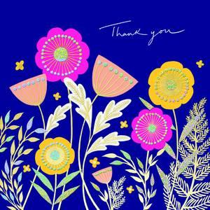 Rachel Ellen Thank You Card (LULA14)
