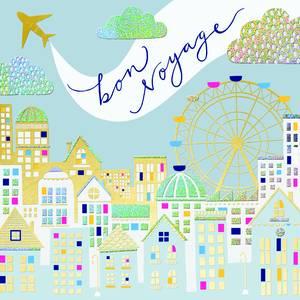Rachel Ellen Bon Voyage Card (LULA9)