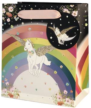 Five Dollar Shake Pegasus Small Gift Bag (MER01)