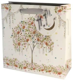 Five Dollar Shake Midnight Garden Medium Gift Bag (MER10)