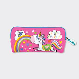 Rachel Ellen Neoprene Pencil Case - Unicorn