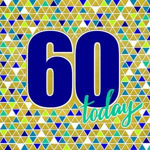 Rachel Ellen 60th Birthday Card (ULTRA7)